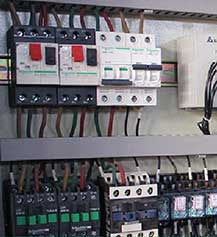 accessoriese PLC control system