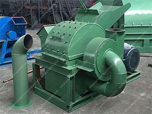 crusher for biomass