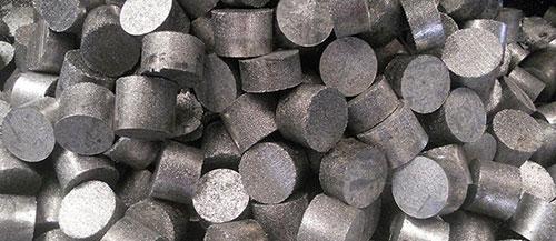 aluminum briquette