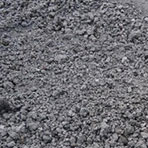 calcined petroleum coke, a raw material for anode paste