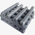 charcoal briquette from biomass