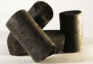 coal log