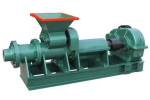 extrusion briquette maker