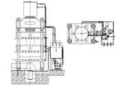 structure of hydraulic briquette machine