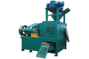 hydraulic roller briquette press machine
