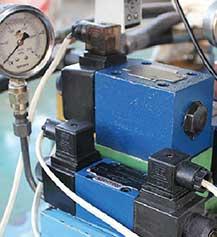 accessories hydraulic system