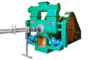 log briquette maker