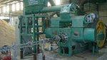 sawdust log briquette maker in Vietnam 2 t/h