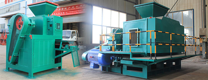 roller briquette press machine model 360& 1000