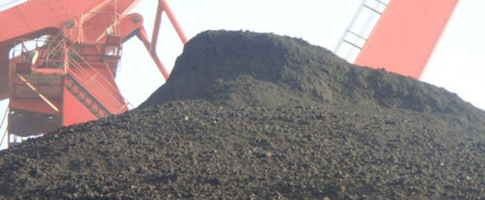 petroleum coke used to produce anode paste