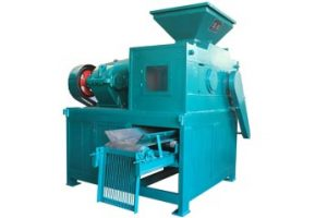 roller briquette press machine