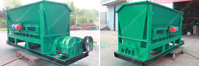 rotary cutting feeder