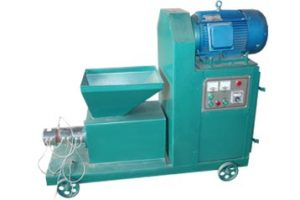 screw bio briquettes machine