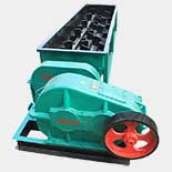 double shaft mixer for binder and raw material mixing