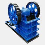 a small jaw crusher