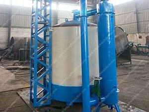 single set carbonization furnace