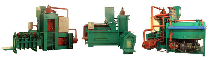wood chip compactor show